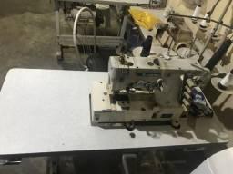 Máquina de costura goleira lanmax