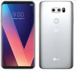Lg v30: celular show da Lg 2 chips