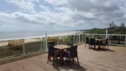 Apartamento com 5 suítes _na Ponta do Farol _Frente Mar com vista Litorânea