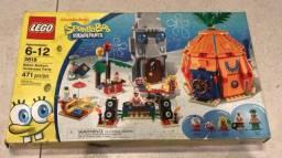 Lego bob esponja bikini bottom undersea party