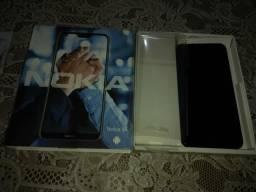 """Vendo Nokia X6 Plus """"Lançamento"""" ANDROID"""