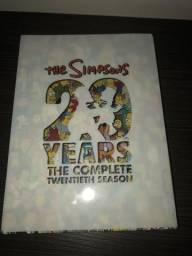 Box Classico Original Simpsons 20ª Temporada