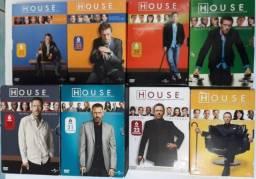 Coleção de Dvd Completa Dr. House