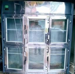 Geladeira Industrial 6 portas Troko/Entrego