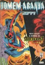 Homem-Aranha 2099 - Ed.02 - 52pg - 1992 - Revista em Quadrinhos Marvel-Abril
