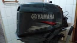 Motor de popa Yamaha 25 HP - 2013