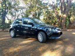 Vw - Volkswagen Gol Itrend 1.0 - 2014 - 2014 Top da categoria - 2014
