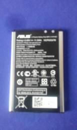 Bateria e placa conector de carga Zenfone 2 laser (ze601kl)