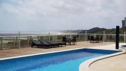 Apartamento com 5 suítes _frente para praia de São Marcos _ 5 vagas cobertas