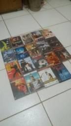 DVDs originais usados