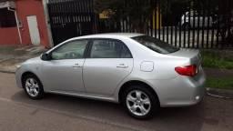 Corolla GLI 1.8 câmbio manual 2011 - 2011