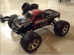 Revo 3.3 traxxas automodelo combustao 4x4