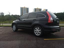 Honda CR-V LX 2.0 ano e modelo 2011/2011 automático na cor Preto - 2011