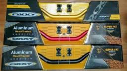 Título do anúncio: Guidão oxxi super fat bar alto com adaptador entrega em todo Rio!