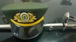 Uniforme 5¤A1 do Exército - Túnica VO mais espada de Oficial comprar usado  Paulista