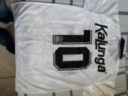 Camisa do Corinthians Kalunga autografada comprar usado  São Paulo