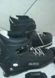 Vendo patins Black Traxart