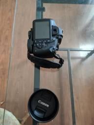 Canon t5 + lente 1855 + acessórios.( urgente )