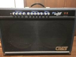 Amplificador Crate Blue Voodoo valvulado p/ guitarra