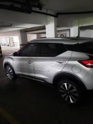 Nissan Kicks SL 1.6 versão top de linha - 2017