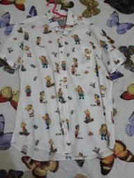 Camisa Simpsons