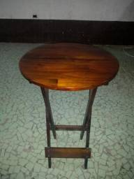 Mesa tipo bistro