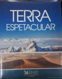 """Livro """" Terra Espetacular """""""