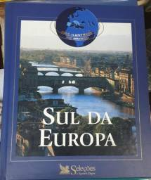 "Livro ilustrado "" Sul da Europa """