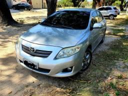 Corolla XEI 1.8 automático 2009
