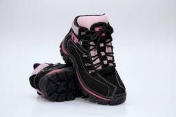 Bota Adventure Boots - Couro Sintético