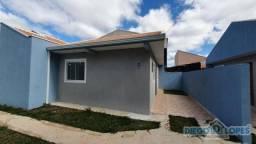 Casa à venda com 2 dormitórios em Campo de santana, Curitiba cod:448
