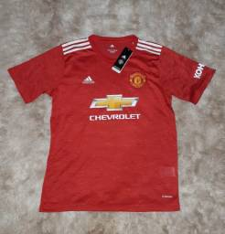 Camisa Man United Home 2020