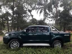 Linda Toyota Hilux CD 4x4 SRV 3.0 Diesel