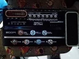Pedaleira zoom G7, boss, line6 comprar usado  Arraial do Cabo