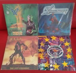 Lps Discos De Vinil Metal E Rock