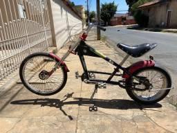 Bicicleta ,modelo importado
