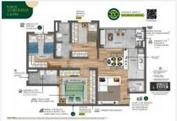 Excelente apartamento com 75 m² no Pq Industrial