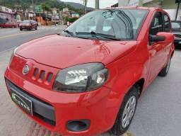 Fiat uno 2011 completo 4 portas Apenas 82mil km