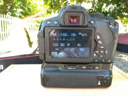 Câmera Canon T5i + Lentes + Acessórios