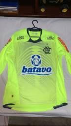 Camisa do Flamengo treino 2011