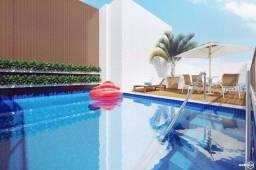 VM-Lindo Apartamento no Edf. Jardins da Tamarineira, 2 quartos (Lançamento)