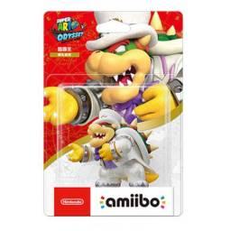 Amiibo Mario Odyssey - Bowser