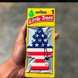 Promoção em aromatizante little trees