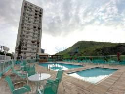 Apartamento com 2 dormitórios para alugar, 55 m² por R$ 900,00/mês - Fonseca - Niterói/RJ