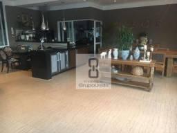 Casa com 4 dormitórios para alugar, 700 m² por R$ 13.350,00/mês - Parque Residencial Damha