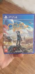 Vendo ou troco The Outer Worlds PS4