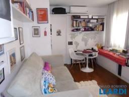 Apartamento à venda com 1 dormitórios em Vila olímpia, São paulo cod:549208