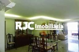 Apartamento à venda com 4 dormitórios em Tijuca, Rio de janeiro cod:MBAP40345