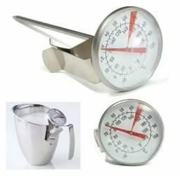 Título do anúncio: Termômetro Termometro culinário analógico barista cerveja cremeira preciso