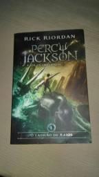 Coleção de 5 livros do Percy Jackson e os Olimpianos
